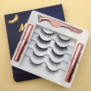 Magnetic Eyeliner and Lashes
